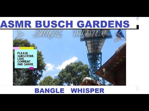 asmr-visit-busch-gardens-with-me  bangle-whisper  busch-gardens-at-williamsburg