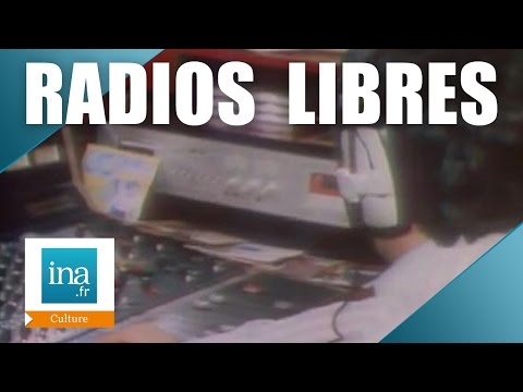 Les radios pirates en France en 1978 | Archive INA