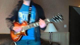 Volbeat - Maybellene I Hofteholder - Guitar Cover + Tab