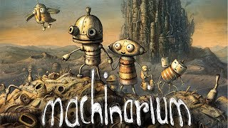MACHINARIUM (Full Game) - Livestream [30/06/2018]