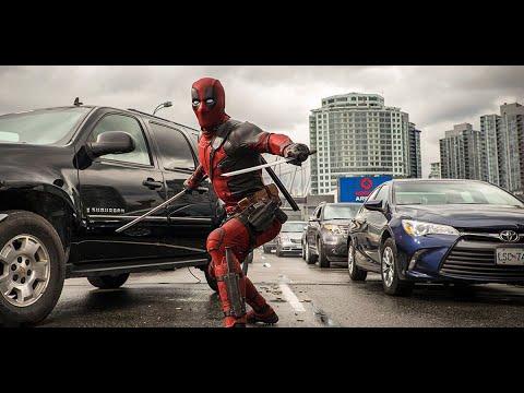 Download Deadpool Highway Fight Scene