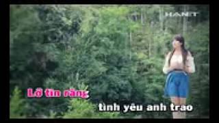 Karaoke Không thể không thấy nhớ Lương Minh Trang Full