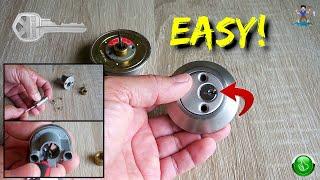 How To Rekey a Kwikset or Schlage Deadbolt Lock