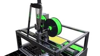 DIY Laser cutter, Plasma cutter and 3D-Printer AllinOne