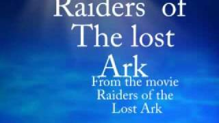 Raiders of the Lost Ark theme song
