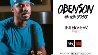 Obenson Hip Hop Street Interview With #VibeNPimp [Episodes 5]