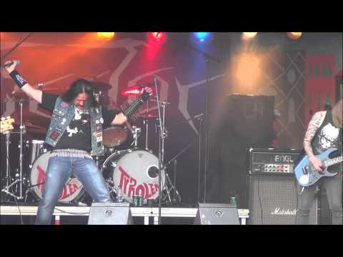 Protector - A Shedding Of Skin Live @ Muskelrock 2014