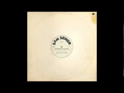 DJ SAM SEWER- UNLIMITED TOUCHING (ALL VINYL 80s CLUB, FUNK, & BOOGIE MIX)