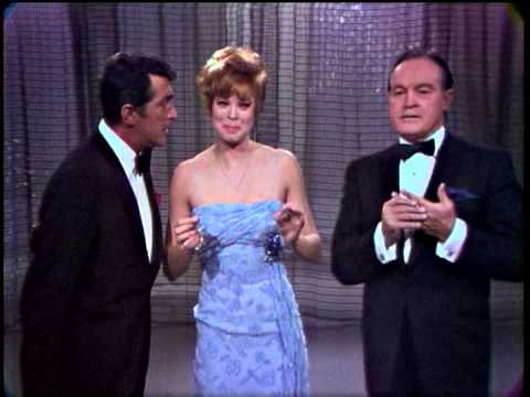 Dean Martin, Bob Hope & Juliet Prowse - The French Lesson/Brush Up Your Shakespeare