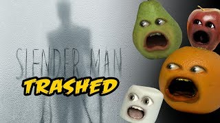 Slender Man: The Movie Trailer Trashed