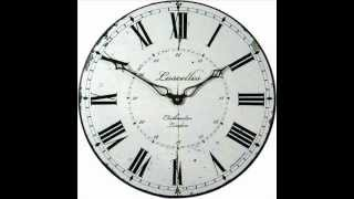 Clockmakers Wall Clock With Classic Lascelles Dial   36cm