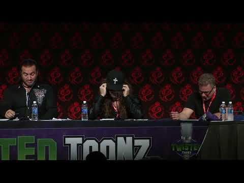 Twisted Toonz  The Breakfast Club @ Rose City Comicon 2017