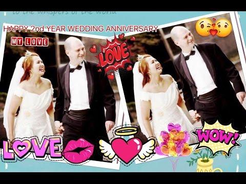 SOUTH KOREA HAPPY 2ND YEAR WEDDING ANNIVERSARY MY LOVE/PINKSLOVERS