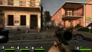 Left 4 Dead 2: Hidden CSS Weapons