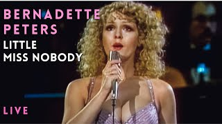 Bernadette Peters - Musical Movies Medley - Little Miss Nobody