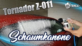 Repeat youtube video metoo 83 Tornador Z-011 Schaumkanone Schaumpistole