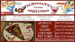 Il menu del bocca...fortunati se vi tocca! (short version)