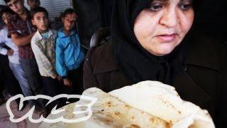 Ground Zero: Syria (Part 4) - Under Fire for Bread in Aleppo
