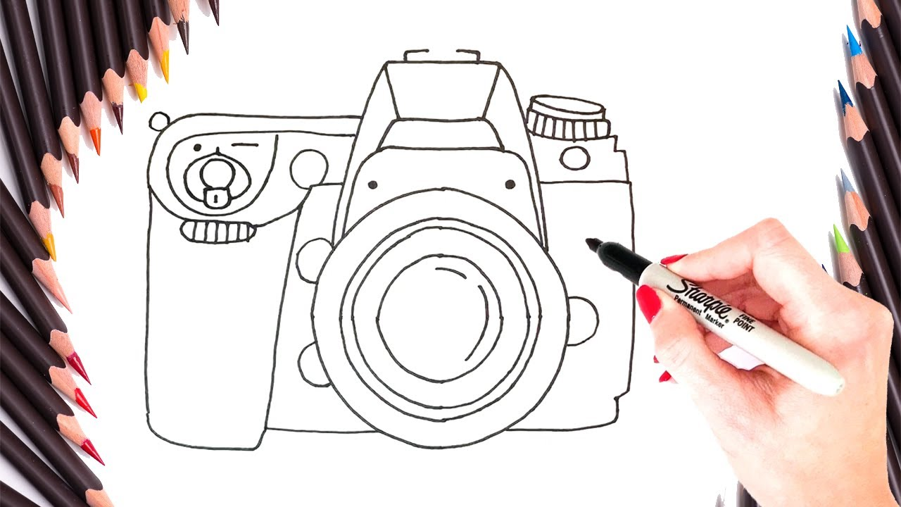 Download Free 10 Youtube Channels To Learn How To Draw At Home Creative Fabrica SVG Cut Files