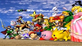 Super Smash Bros. Melee - SSBM Intro HD - User video