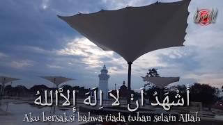 Adzan Maghrib di Banten KH Muammar ZA