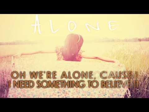 Alone - Lauren Evans. Ft. Armin Van Buuren