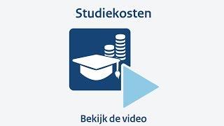 Studiekosten aftrekken in aangifte inkomstenbelasting