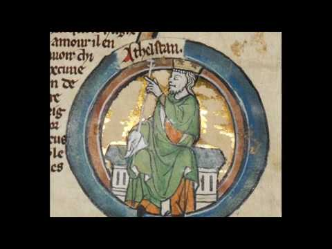 Æthelstan  ( King of the Anglo-Saxons from 924 to 927 )