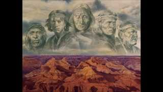 Native American Indian Music - Everything With Words I Can Not Say 432hz