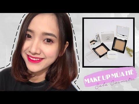 Gia Linh Makeup   Hướng Dẫn Trang Điểm Trong Veo Cho Mùa Hè   Summer Makeup