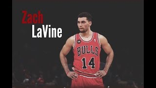 Thank You Zach LaVine – Chicago Bulls 2017