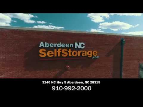 Aberdeen NC Self Storage Proximity- Aberdeen, NC