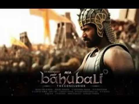 BAAHUBALI | THE CONCLUSION  |  ROMANTIC MELODY SONG | PRABHAS  |  ANUSHKA SHETTY |