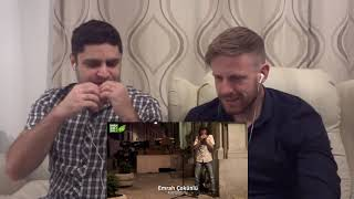 Alex and Stefan React to Doğa İçin Çal 1 - Divane Aşık Gibi. Turkish music reaction