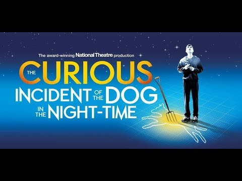The Curious Incident of the Dog in the NightTime - Full Audibook Part 1