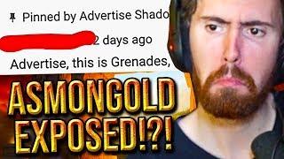 Asmongold VS Advertise - Grenades EXPOSES Asmongold & Olympus!?! | Classic WoW Drama