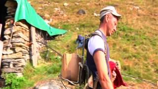 Giuseppe Giovannoni, capra Orobica Monte Legnone