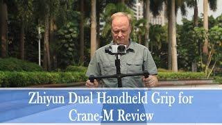 Zhiyun Dual Handle for Crane Plus