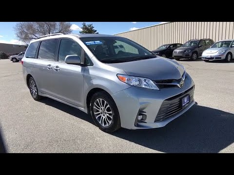 2018 Toyota Sienna Reno, Carson City, Northern Nevada, Roseville, Sparks, NV JS910751P