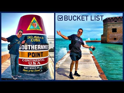 Key West and Dry Tortugas National Park - Traveling Robert
