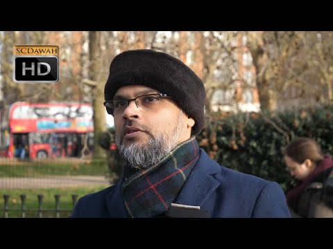 P2 - I Can Heal You! Hashim & Healing Christian | Speakers Corner | Hyde Park