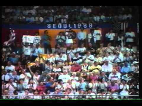 FILM: Greg Louganis 16 Days of Glory of 1984 and 1988