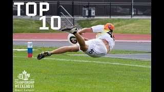 AUDL Top 10 Plays: 2017 Championship Weekend