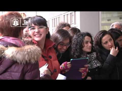 L'Aquila - Conservatorio, concerto di protesta