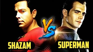 Superman vs Shazam/ Fully explained in HINDI