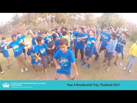 DCIS: Year 6 Residential Trip, Thailand 2017
