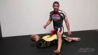 Garry Tonon, Back Take With Shoulder Roll From Mount: Jiu-Jitsu Magazine, Issue #27.