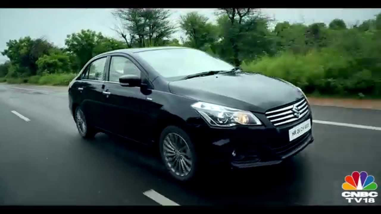Maruti Suzuki Ciaz First Drive Review India Youtube