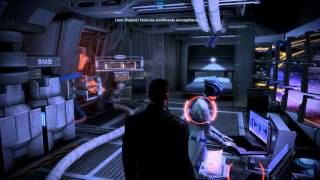 Mass Effect 3 Liara angry about Shepard romancing someone else (all romances)
