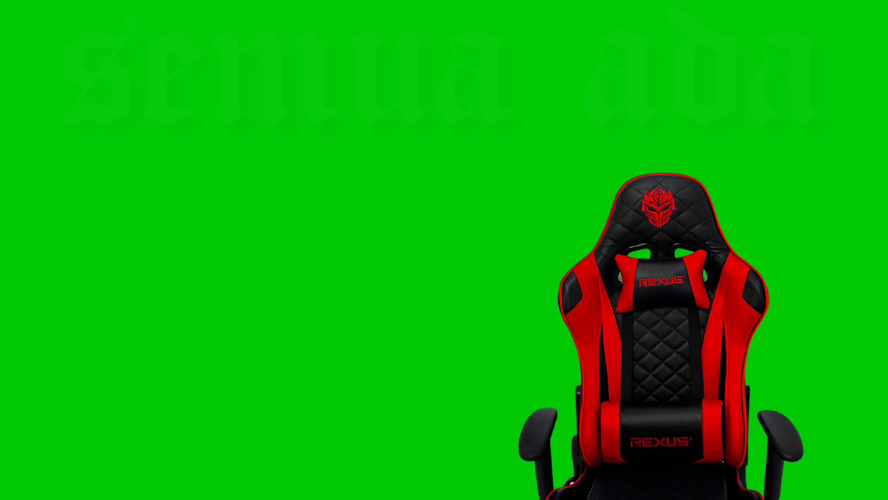 Download Gambar Kursi Gaming Green Screen - KURSIKO
